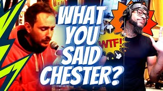 Chester P - Itch FM Freestyle (EXCLUSIVE) 2014 (REACTION)