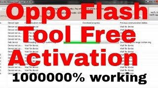 oppo ofp file flash tool download and free activation 2018 - 免费