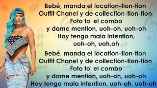 Karol G, Anuel AA, J Balvin - Location (Letra/Lyrics)