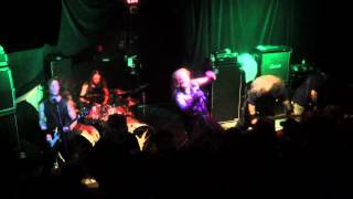 3 Inches Of Blood - Leather Lord - @the Vat,Red Deer, Sept 27th, 2012