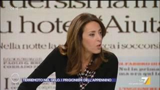 Omnibus - Terremoto nel gelo. I prigionieri dell'Appennino (Puntata 19/01/2017)