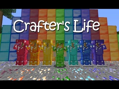 ORE GALORE  - Crafterslife Mod Review