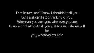 5 Seconds Of Summer - Wherever You Are -  Lyrics