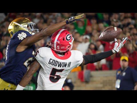 Top 15 Plays of the 2017-18 College Football Regular Season