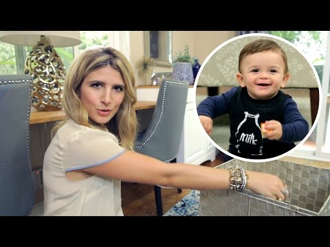Sharzad's Stylish Baby Proofing Tips ft. Mr Kate! | The Mom's View