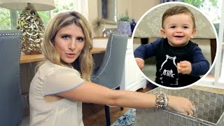 Sharzad's Stylish Baby Proofing Tips ft. Mr Kate!   The Mom's View