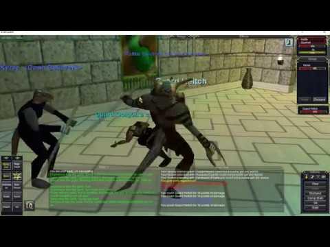 P99] Weroden (LVL 35 Shaman) High Keep Guards - смотреть