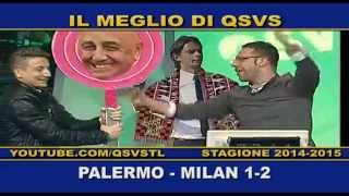 preview picture of video 'QSVS - I GOL DI PALERMO - MILAN 1-2  - TELELOMBARDIA / TOP CALCIO 24'