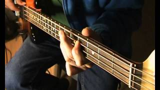 The Animals - It's My Life - Bass Cover