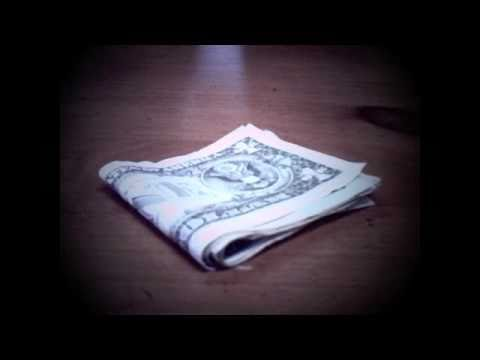 Invisible Money Clip, Brought To You By A Moustachioed Lady