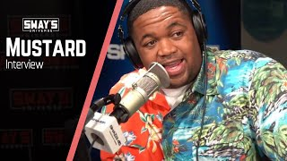 Mustard Talks New Album 'Perfect Ten', Nipsey Hussle, DJ Official And BET Awards | Sway's Universe