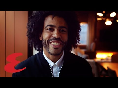 Freestyling with Daveed Diggs