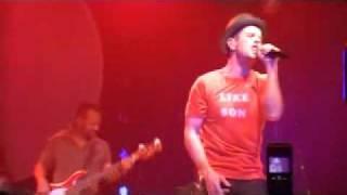Joey McIntyre - If I Run Into You - Toronto - MOD CLUB - 18 Jan 2010