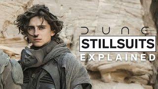 Dune Costume Designers Break Down Dune's Stillsuits | WIRED