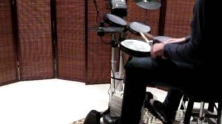 Duran Duran - Hothead [drum cover]
