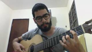 The Shadow Hunter - intro. violão (Angra)