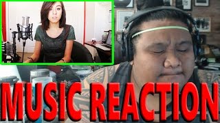 [MUSIC REACTION] Christina Grimmie - Hello by Adele