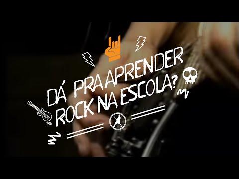 Academia do Rock na Revista RPC 27/05/2012