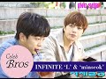 INFINITE L Minseok Celeb Bros S6 EP1 Descedents of The Sun