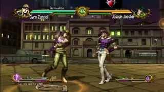 JoJo's: All-Star Battle [NA] Ranked Matches #10 - HD