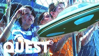 Kids And Professors Encounter UFOs In School's Backyard For 2 Days In A Row | Close Encounters