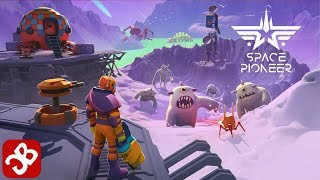 Space Pioneer (By Vivid Games) - iOS/Android - Action Gameplay Video