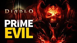 What is a Prime Evil? [Diablo Lore Explained]