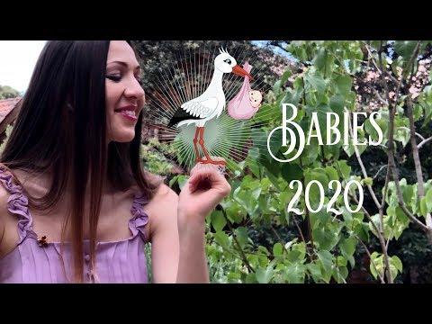 Младенцы рождённые в 2020