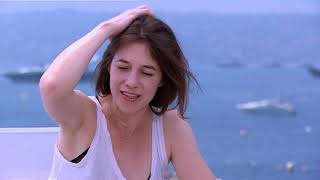 ANTICHRIST - Charlotte Gainsbourg Interview At Cannes FIlm Festival