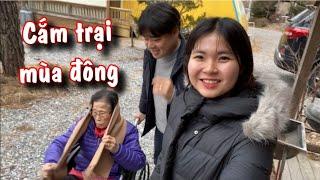 Cắm trại mùa đông ở Hàn thế nào?(Cuộc sống Hàn Quốc)