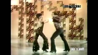 "Diana Ross dances on ""AM I THE SAME GIRL"""