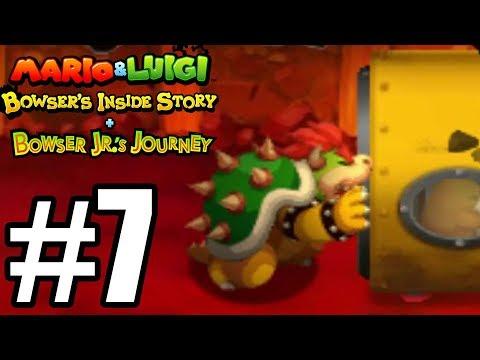 Mario and Luigi RPG 3 Walkthrough - Mario & Luigi: Bowser's