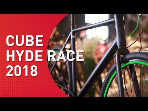 Cube Hyde Race - 2018 - Citybike