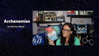 Archenemies | A YA Book Review
