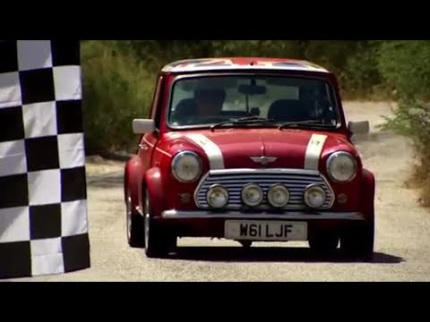 Indian Hill Climb Racing | Top Gear Christmas Special 2011 | BBC