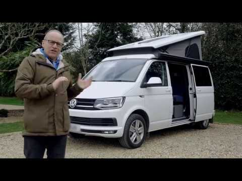 Motorhome and Caravan Club review of Ecowagon Switch VW T6 LWB conversion