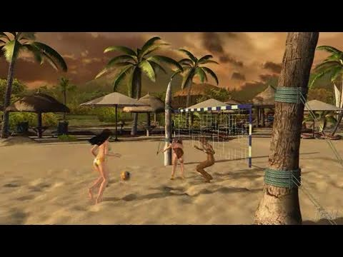 dead or alive xtreme beach volleyball xbox cheats
