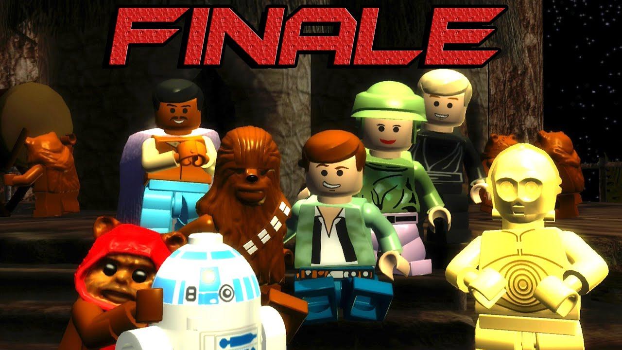 Lego Star Wars: Die komplette Saga – Part 36 – In den Todesstern [FINALE]