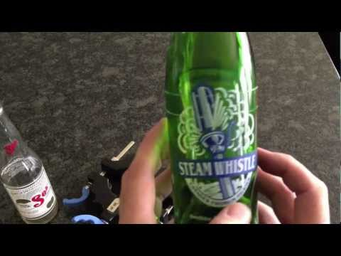 Kinkajou Bottle Cutter - How to get the perfect score line.