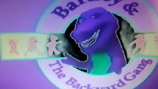 Barney And The Backyard Gang Theme Song theme song - barney