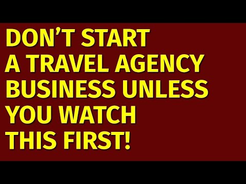 , title : 'How to Start a Travel Agency Business | Including Free Travel Agency Business Plan Template