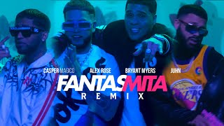 Fantasmita Remix - Bryant Myers (Video)