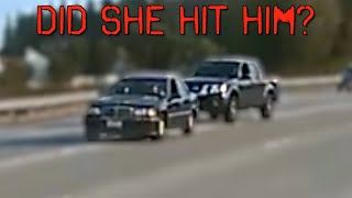 Road Rage in California || Bad Drivers FAIL Compilation 75