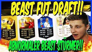 FIFA 16 FUT DRAFT DEUTSCH  FIFA 16 ULTIMATE TEAM  OMG ABNORMALER BEAST STÜRMER