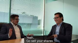 An Alternative Way to Resolve a Shareholder Dispute