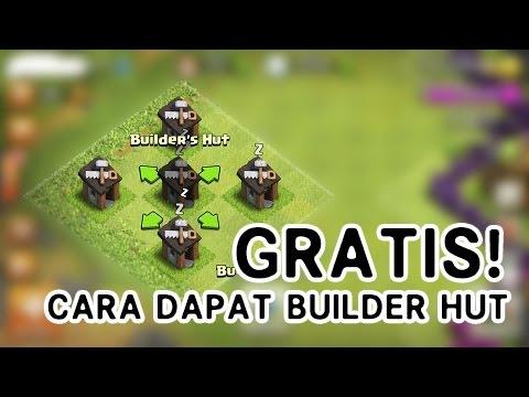 Video Cara mendapatkan Builder Hut di Clash of Clans