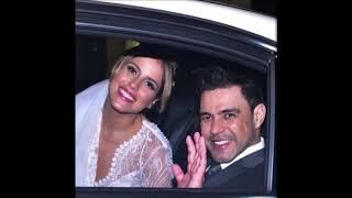 Casamento Da Camila Camargo, Filha Do Zezé Di Camargo