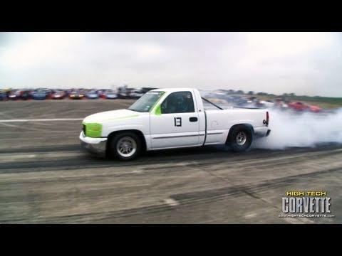 Flaco's 199mph Truck - The Texas Mile - March 2011