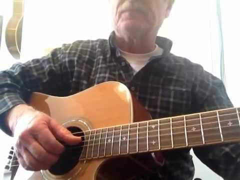 Fingerpicking guitar chords