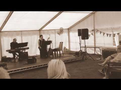 Brecon Jazz 2013 Sian Pearce